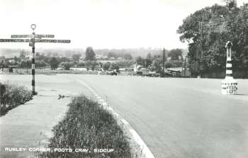 Ruxley Corner, Foots Cray, c. 1930