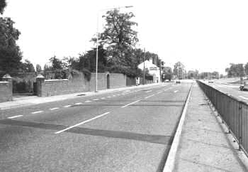 North Cray Road, North Cray, 1979