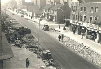 Bellegrove Road, Welling, 1958