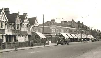 Park View Road, Welling, 1951