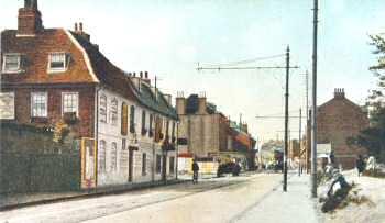 Welling High Street, Welling, c. 1910