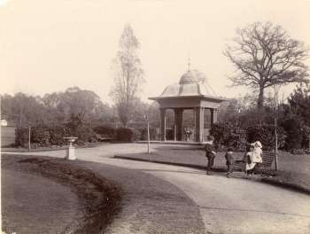 Croydon Road Recreation Ground, Beckenham, c. 1900