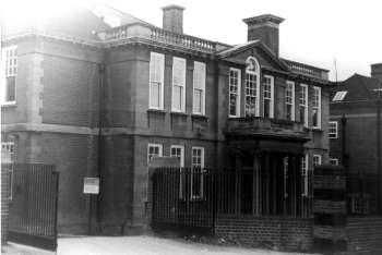 County School for Girls, Nightingale Lane, Bickley, 1983
