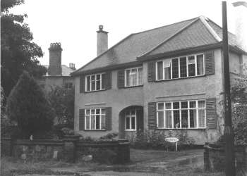 Mokine, St. George's Road, Bickley, c. 1970
