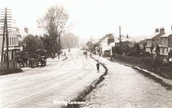 Hastings Road, Bromley Common, c. 1895
