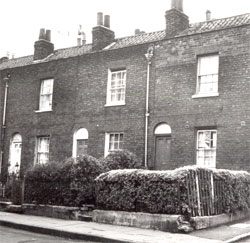 Albyn Road, Deptford New Town, Lewisham, 1970