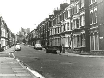 Brook Drive, Borough, 1977
