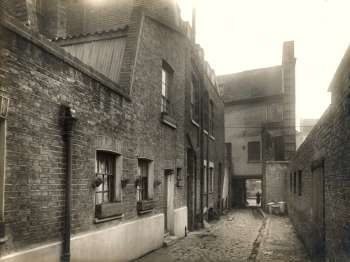 Laytons Grove, Borough, Southwark, c.1950