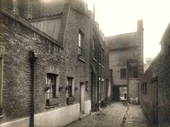 Laytons Grove, Borough, Southwark, c.1950
