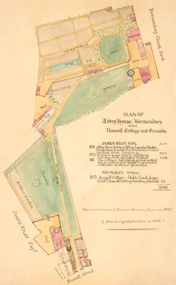 Abbey House Estate, 1826