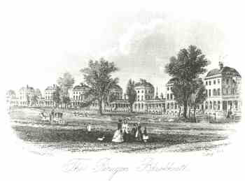 The Paragon, Blackheath, 1864