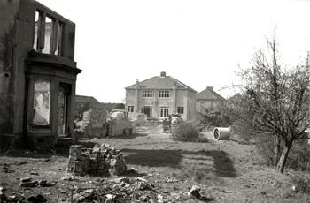 Springfield, Barnehurst, Bexley, 1945 - click to enlarge