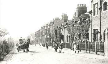 Cheshunt Road, Belvedere, c. 1909