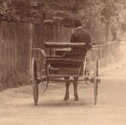 Blendon Road, Old Bexley, c. 1900