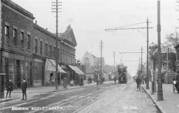 Broadway, Bexleyheath, 1912
