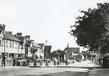 Belmont Road, Northumberland Heath, c. 1950