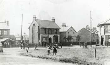 Brook Street, Northumberland Heath, c. 1895