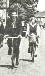 Mill Road, Northumberland Heath, 1954