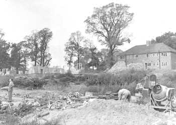 Royal Park Estate, Sidcup, c. 1945