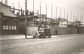 Upper Wickham Lane, Welling, Bexley, 1934