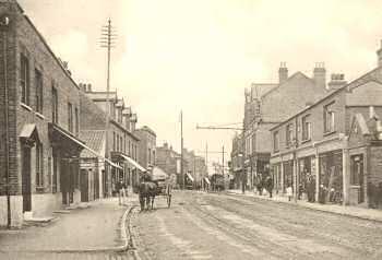 Welling High Street, Welling, c. 1906