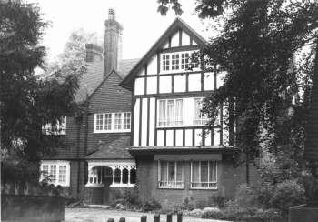 Red Court, Hawthorne Road, Bickley, 1985