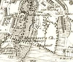Map of Plumstead, 1869