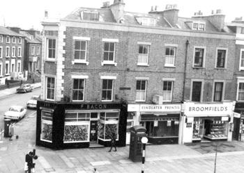 Brixton Road, Brixton, 1967