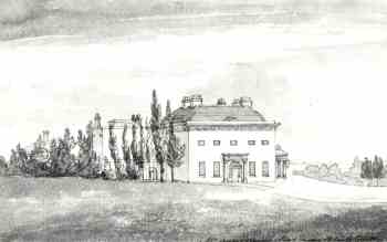 Woodlands, Mycenae Road, Blackheath, c. 1790