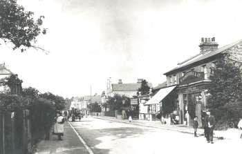 Bexley Road, Belvedere, c. 1910