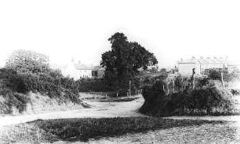 Brook Street, Belvedere, c. 1900 & 1915
