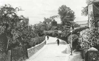 Heron Hill, Belvedere, c. 1907