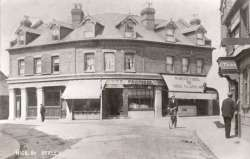 High Street, Bexley Village, c. 1910