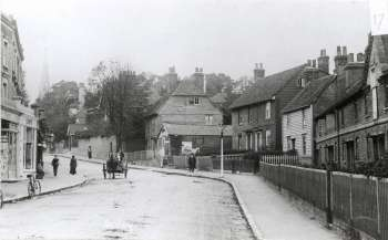 High Street, Bexley Village, c. 1911