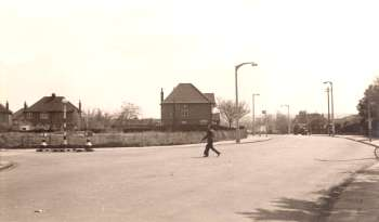 Danson Road, Bexleyheath, 1951