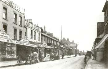 High Street, Erith, 1905