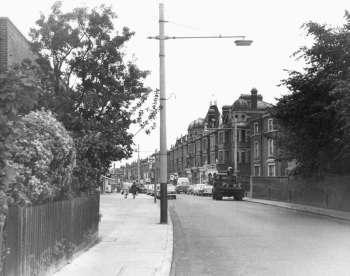 Pier Road, Erith, 1965