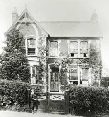 Arundel Lodge, Sidcup Hill, Sidcup, 1893