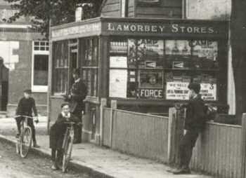 Halfway Street, Sidcup, 1934