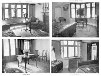 Montrose Park Estate, Sidcup, 1933