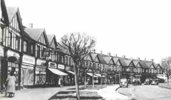 The Oval, Sidcup, c. 1950