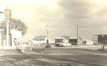 Wickham High Street, Welling, 1954