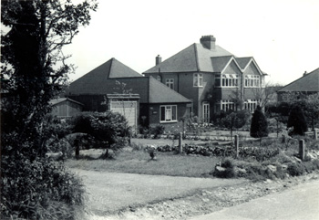 Hill Crest. Links View and Selaw, Jail Lane, Biggin Hill, Bromley, 1967