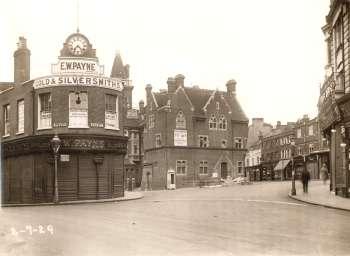 Market Square, Bromley, 1929