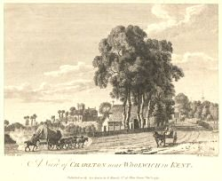 View of Charlton 1775