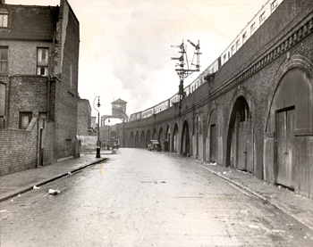 Brixton Station Road, Brixton, c.1940