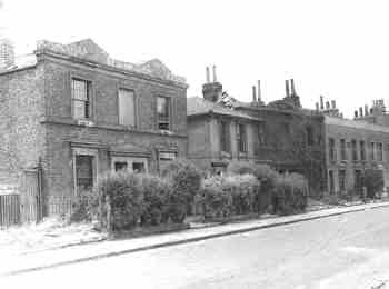 Denmark Road, Brixton, 1946