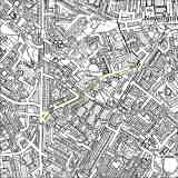 kennington-lane-map-160