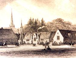 St John's School, Albyn Rd, Deptford New Town, Lewisham, c. 1860
