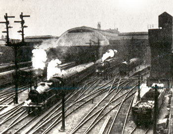London Bridge Station, Southwark, c. 1925